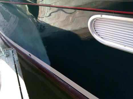 Albin 35 Boat Detailing